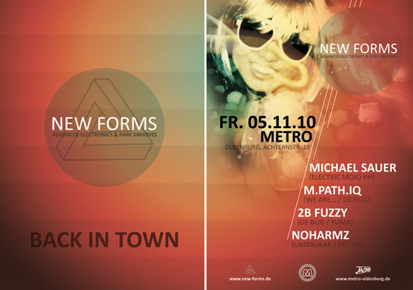 New Forms Flyer